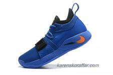 Herr Nike PG 2.5 EP Paul George Blå/Svart/Orange skor