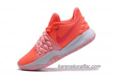 Herr Nike Kyrie Low EP Orange/Rosa/Vit skor