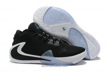 Nike Air Zoom Greek Freak 1 Svart/Vit Skor