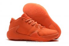 Nike Air Zoom Greek Freak 1 Orange Skor