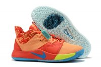 Nike PG 3 EP Paul George Orange/Röd/Blå Skor
