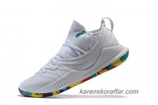 Herr Under Armour Curry 5 Vit/Grön/Gul skor