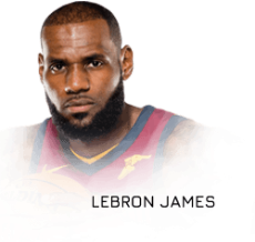 Billiga LEBRON JAMES Basketskor