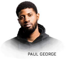 Billiga PAUL GEORGE Basketskor